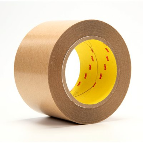 3M™ Double Coated Tape 415 Clear, 3 in x 36 yd 4.0 mil