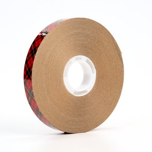 Scotch® ATG Adhesive Transfer Tape 924 Clear, 0.50 in x 60 yd 2.0 mil