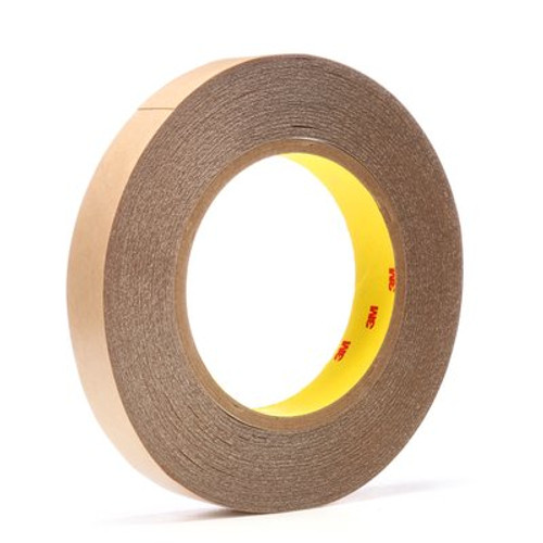 3M™ Double Coated Tape 9500PC Clear, 0.75 in x 36 yd 5.6 mil