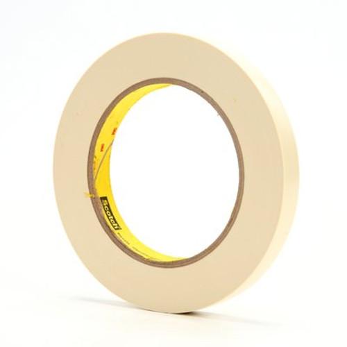 3M™ Electroplating Tape 470 Tan, 1/2 in x 36 yd 7.1 mil, 72 per case Bulk