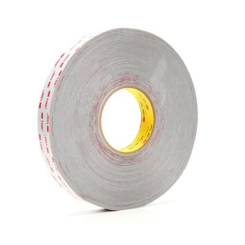3M™ VHB™ Tape 4926 Gray, 1 in x 72 yd 15.0 mil