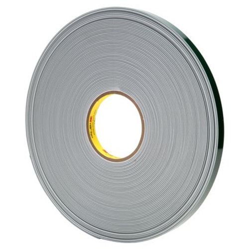 3M™ VHB™ Tape 4624 White Small Pack, 1/2 in x 36 yd 62.0 mil