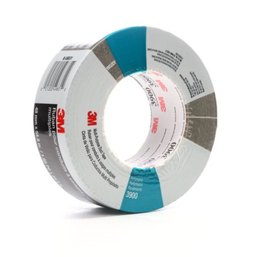 3M™ Multi-Purpose Duct Tape 3900 Olive, 48 mm x 54.8 m 8.1 mil, 24 per case Individually Wrapped