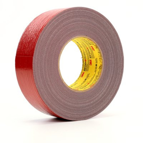 3M™ Performance Plus Duct Tape 8979N Nuclear Red, 48 mm x 54.8 m 12.1 mil, 24 per case