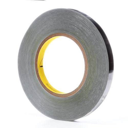 3M™ Lead Foil Tape 420 Dark Silver, 1/2 in x 36 yd 6.8 mil, 18 rolls per case Bulk