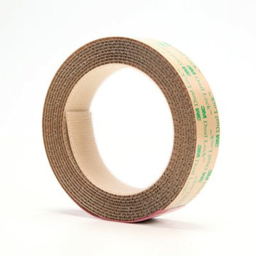 3M™ Dual Lock™ Reclosable Fastener TB4570 Low Profile Clear, 1 in x 10 ft mated strip