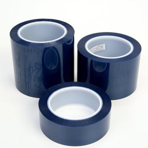 3M™ Polyester Tape 8991 Blue, 1 in x 72 yd 2.4 mil, 36 rolls per case Bulk