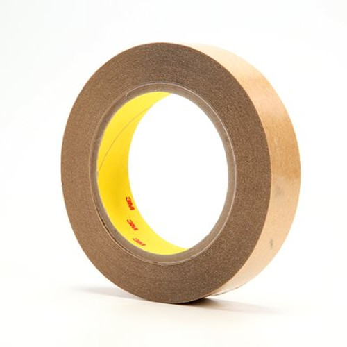 3M™ Double Coated Tape 415 Clear, 1 in x 36 yd 4.0 mil