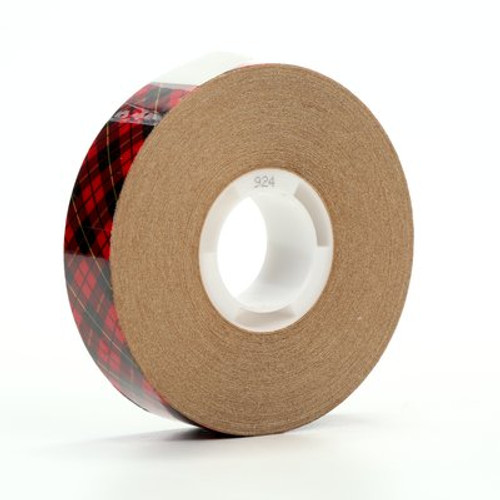 Scotch® ATG Adhesive Transfer Tape 924 Clear, 0.75 in x 36 yd 2.0 mil