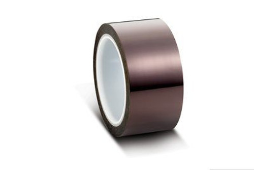 3M™ Polyimide Tape 8998, 1/2 in x 36 yd 2 mil, 72 rolls per case