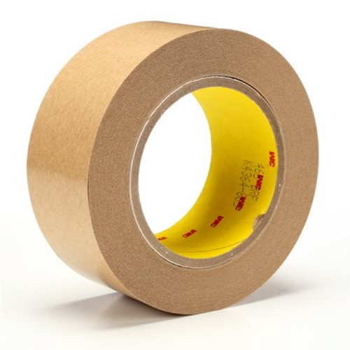 3M™ Adhesive Transfer Tape 465 Clear, 2 in x 60 yd 2.0 mil