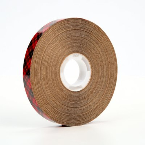 Scotch® ATG Adhesive Transfer Tape 969 Clear, 0.50 in x 36 yd 5.0 mil