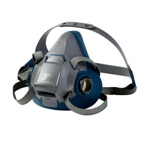 3M™ Rugged Comfort Half Facepiece Reusable Respirator 6502 / 49489 Medium, 10/CS