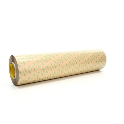 3M™ Adhesive Transfer Tape 468MP Clear, 24 in x 60 yd 5.0 mil