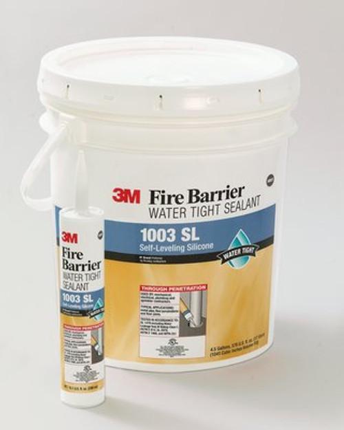 3M™ Fire Barrier Water Tight Sealant 1003 SL, 20 fl. oz., Sausage, 12/case