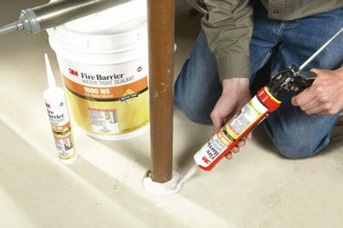 3M™ Fire Barrier Water Tight Sealant 1000 NS, 20 fl. oz., Sausage, 12/case