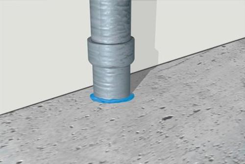 3M™ Fire Barrier Sealant FD 150+, Blue, 4.5 gallon, Pail, 1/case