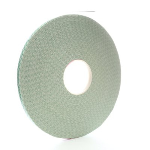 3M™ Double Coated Urethane Foam Tape 4032 Off-White, 1/2 in x 72 yd 1/32 in