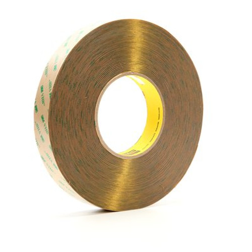 3M™ VHB™ Adhesive Transfer Tape F9473PC, Clear, 1 in x 60 yd, 10 mil