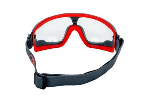 3M™ GoggleGear™ 500 Series GG501SGAF, Clear Scotchgard™ Anti-fog lens