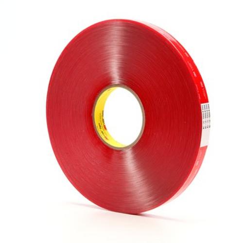 3M™ VHB™ Tape 4905 Clear, 3/4 in x 72 yd 20.0 mil