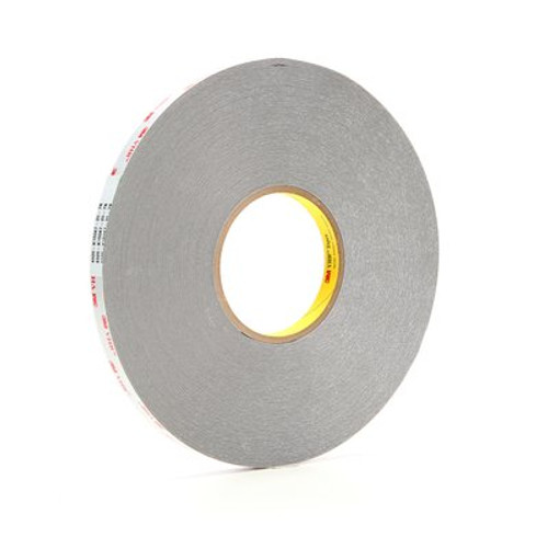 3M™ VHB™ Tape 4926 Gray, 1/2 in x 36 yd 15.0 mil