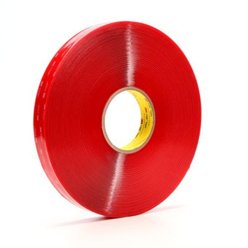 3M™ VHB™ Tape 4905 Clear, 1 in x 72 yd 20.0 mil