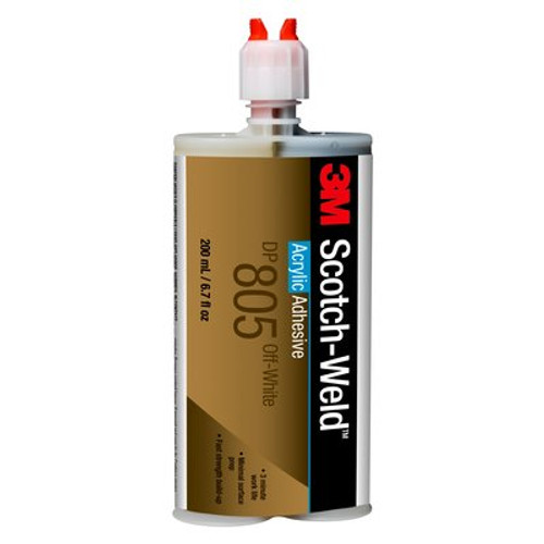 3M™ Scotch-Weld™ Acrylic Adhesive DP805, 12 per case