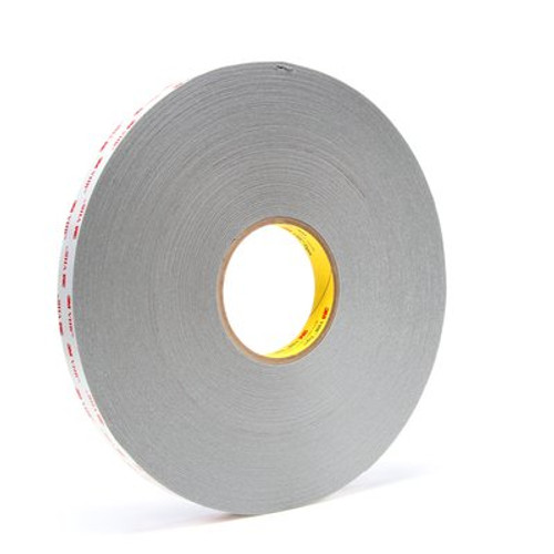 3M™ VHB™ Tape 4936 Gray, 3/4 in x 72 yd 25.0 mil
