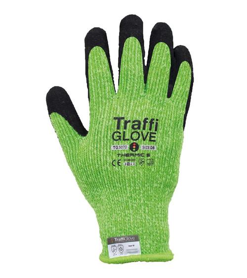 Traffi Glove TG5070 THERMIC 5 - Size 10