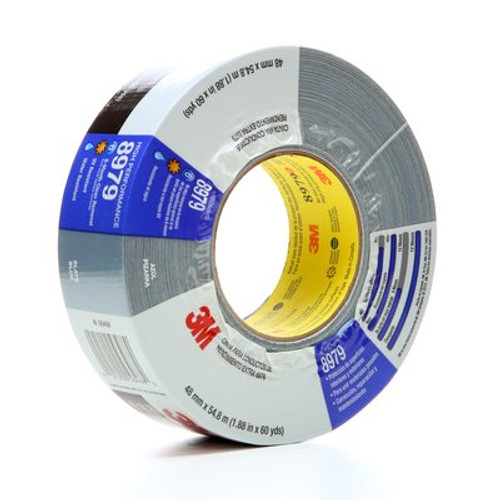 3M™ Performance Plus Duct Tape 8979 Slate Blue, 48 mm x 54.8 m Individually Wrapped