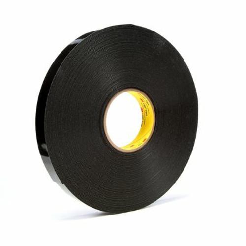 3M™ VHB™ Tape 4949, Black, 3/4 in x 36 yd, 45 mil