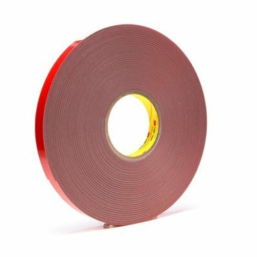 3M™ VHB™ Tape 4941F, Gray, 1/2 in x 36 yd