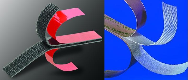 Rubber versus Acrylic Adhesive
