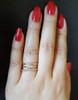 Diamond Engagement Ring 14 Karat Gold