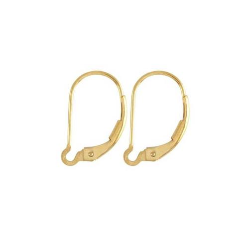 Interchangeable Lever Back Earring
