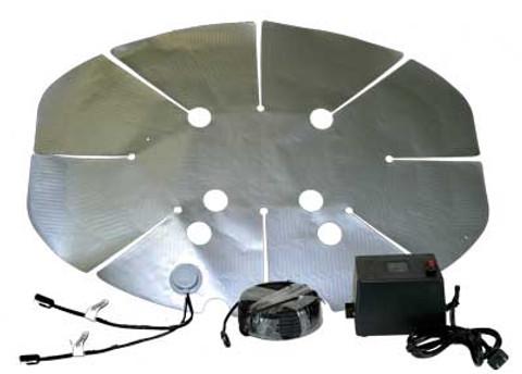 Dish Heater Kit
