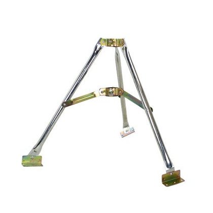 2 ft. Dish Antenna Tripod Mount | Galvanized