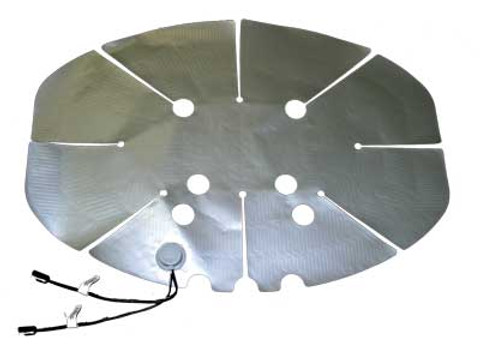 Hot Shot Dish Heating Element