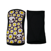 VooDoo 5mm Skull and Daisies knee sleeves