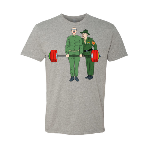 Let Me See Your Deadlift Face Tee
