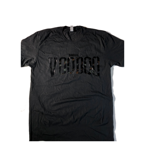 Classic Logo Tee - Black Out