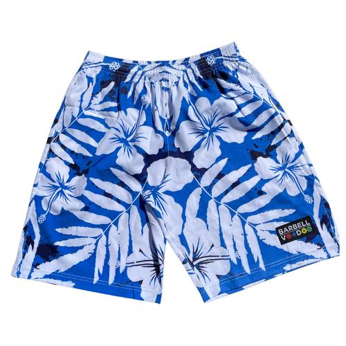 Signature Series Men's Shorts - Blue Floral