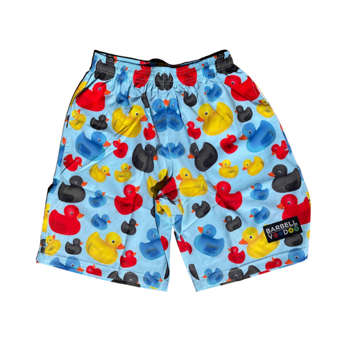 Rubber Ducky shorts-MENS
