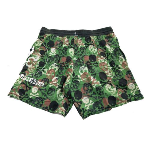 Camo Skull Shorts