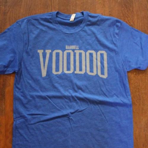 VooDoo Classic - Tee - True Blue