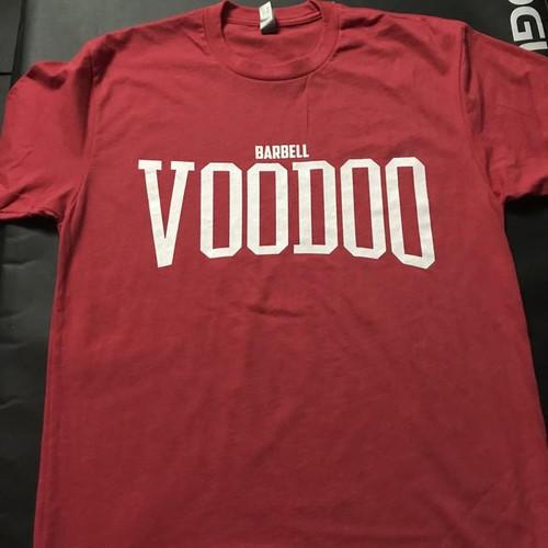 VooDoo Classic - Tee - Red