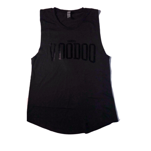 Classic Logo - Muscle Tank - Black Out