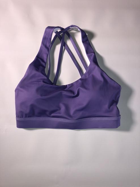 Lavender Sports Bra