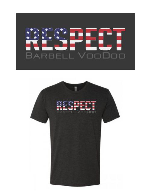 RESPECT - Tee - FINAL SALE